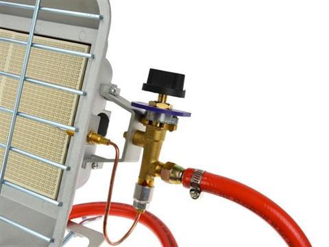 Wybitny Promiennik gazowy - słoneczko GEKO 4600 (6) - PIECYKI GAZOWE - GZ53